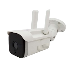 EndCam ECL-IPBW1 S6 - 2MP WiFi Smart Camera with Two-Way Audio Outdoor/Indoor
